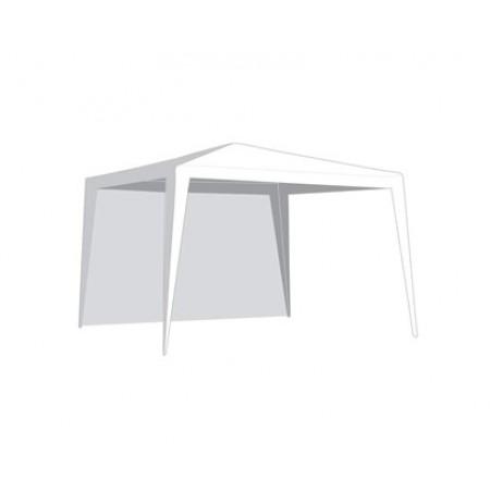 VETRO-PLUS Bočnice zahradního stanu bez okna, bílá 50ZJ10293