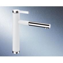 BLANCO Linee-S dřezová baterie se sprchou, bílá 518441