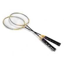 SPORTWELL SW Sada na badminton, dvě rakety, dva košíčky a pouzdro 51BR001