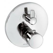 KLUDI Balance termostatická podomítková vanová/sprchová baterie chrom 528300575