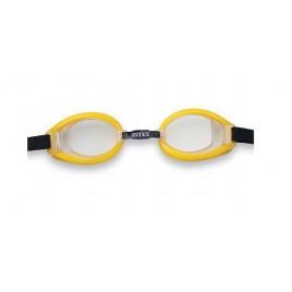 INTEX Plavecké brýle Junior, žluté 55601