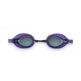 INTEX Sportovní plavecké brýle, fialové 55691
