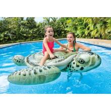 INTEX Plovoucí mořská želva 191 x 170 cm 57555