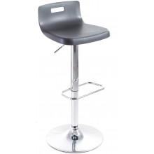 G21 Barová židle Teasa plastová černá 60023083