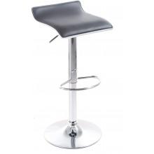 G21 Barová židle Clora koženková black 60023089