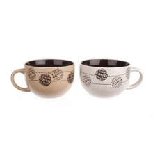 BANQUET hrnek jumbo Coffee assorted 603881