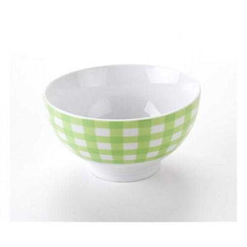BANQUET miska zelený kanafas 60XQ3034D