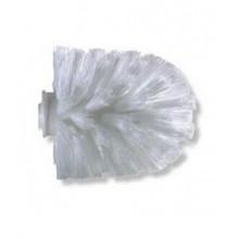 NOVASERVIS plastová štětka do tubusu bílá 6159,SP