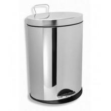 NOVASERVIS odpadkový koš 5 l nerez 6160,0