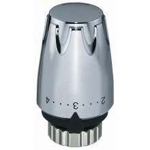 HEIMEIER termostatická hlavice DX 6700-00.501 pochromovaná