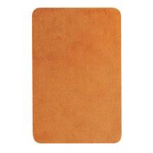 SAPHO RIDDER 68414 PLAYA podložka 54x54cm s protiskluzem, kaučuk, oranžová
