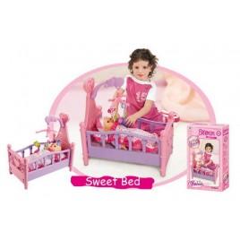 Dětská postýlka G21 pro panenky 690399