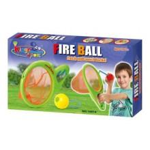 G21 Síťky na chytání a střílení míčků zelené 690842