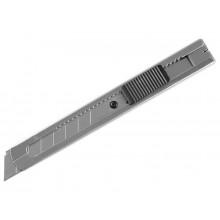 EXTOL CRAFT nůž ulamovací celokovový nerez, 18mm 80055
