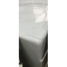VÝPRODEJ RAVAK Kaskada RONDA 90 PU čtvrtkruhová sprchová vanička A207001120 POŠKOZENÁ!!!