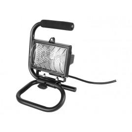 EXTOL CRAFT světlo halogenové přenosné s podstavcem, 400W 82789