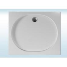TEIKO Kadma sprchová vanička 120 x 100 cm, bílá V132120N32T04001