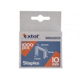 EXTOL PREMIUM spony 16mm, 11,3x0,52x0,70mm, balení 1000ks 8852506