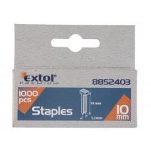 EXTOL PREMIUM hřebíky 14mm, 2.0x0.52x1.2mm, balení 1000ks 8852405