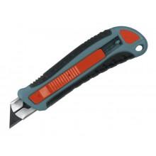 EXTOL PREMIUM nůž zavírací s výměnným břitem, samozasouvací 8855020