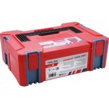 EXTOL PREMIUM plastový box velikosti M, rozměr 443x310x151mm, ABS 8856071