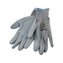 "EXTOL PREMIUM rukavice nylonové polomáčené v nitrilu, velikost L/10"" 8856622"