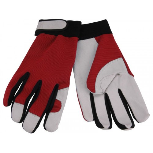 """EXTOL PREMIUM rukavice pracovní kožené velikost 8"""" 8856655"""