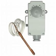 REGULUS Termostat provozní zakrytovaný -35/35°C, kapilára 1,5 m, IP40 11279