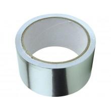 EXTOL CRAFT Páska lepící aluminiová, 50mm x 10m 9513