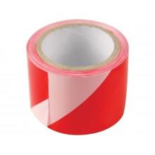 EXTOL CRAFT páska výstražná červeno-bílá, 75mm x 250m 9566