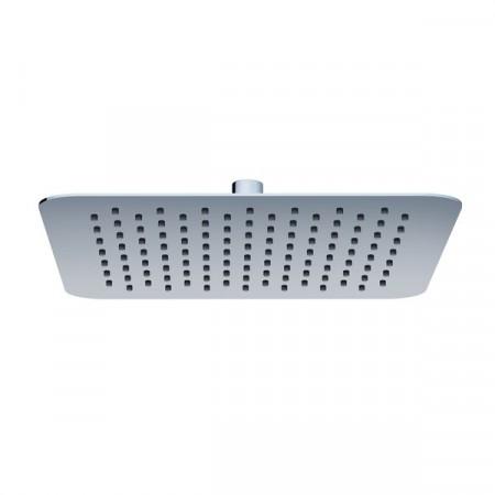 RAVAK Chrome 982.00 Hlavová sprcha čtvercová Slim, 300 mm X07P016