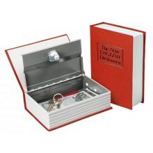 EXTOL CRAFT schránka bezpečnostní-knížka, 180x115x54mm 99016
