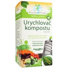 AgroBio Kouzlo Přírody Urychlovač kompostu koncentrát 50 ml