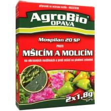 AgroBio MOSPILAN 20 SP proti mšicím a molicím, 2x1,8g 001152