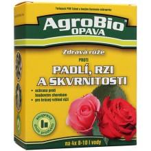 AgroBio Zdravá růže proti padlí, rzi a skvrnitosti 5 ml + 25 ml