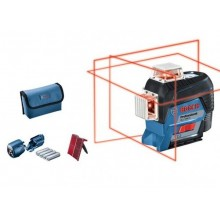 BOSCH GLL 3-80 C Professional Liniový laser 0601063R00