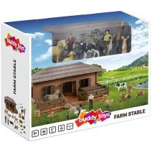 BUDDY TOYS BGA 1041 Farma - stáj 57000903