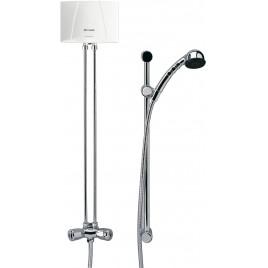 CLAGE Ohřívač vody M7/BGS 6,5W/400V + sprchovací baterie 1500-17307
