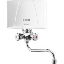 CLAGE Ohřívač vody M7/SMB 6,5kW/400V + kohoutková armatura 1500-17107
