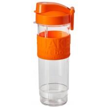 CONCEPT SB-3381 Nádoba s víčkem - 570 ml, oranžová sb3381