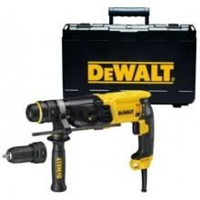 DeWALT Kombinované kladivo SDSPlus 900W D25144K