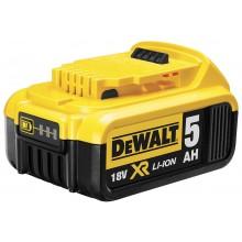 DeWALT Akumulátor 18V 5,0Ah Li-Ion XR DCB184