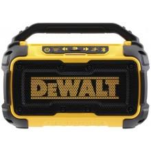 DeWALT Aku Bluetooth reproduktor 10,8 - 18 V XR / 54V Flexvolt DCR011