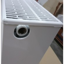 VÝPRODEJ Kermi Therm X2 Profil-kompakt deskový radiátor 33 400 / 800 FK0330408 ODŘENÝ!!!