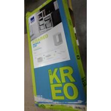 VÝPRODEJ KIS KISKREO MODULE LOW skříň nízká 40x39,5x62cm bílá POŠKOZENO!!!