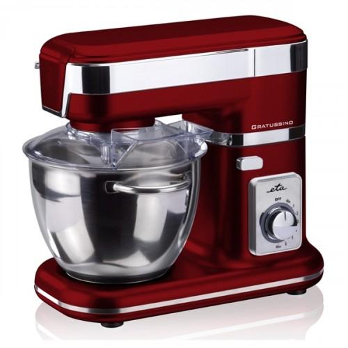 ETA GRATUSSINO 0023 90020 Kuchyňský robot červený