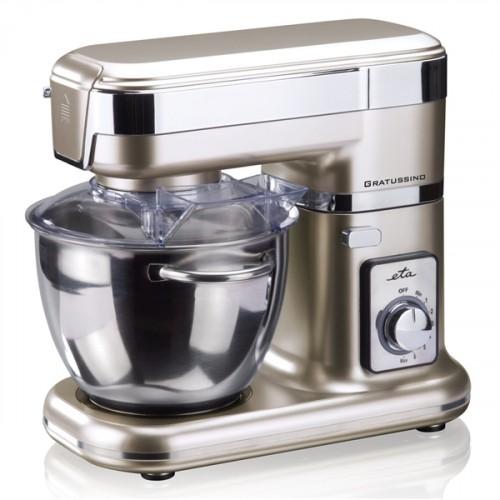 ETA GRATUSSINO 0023 90030 Kuchyňský robot zlatý
