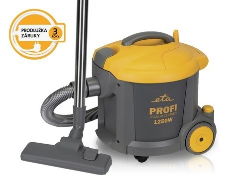 ETA Profi 0467 90000 Vysavač,šedo-žlutý