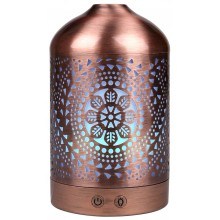 NATURE 7 aroma difuzér ORIENT, osvěžovač a zvlhčovač vzduchu, kovový povrch 569614