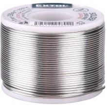 EXTOL PREMIUM drát pájecí trubičkový Sn 99,3%/0,7%Cu, Ř1mm, 250g 8732007